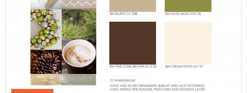 Christmas colour ideas from interior designer angela are