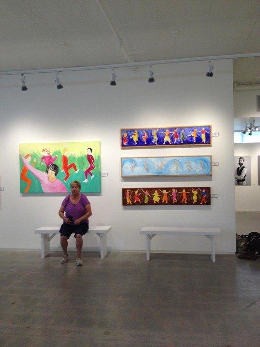 Gibsons Public Art Gallery GPAG