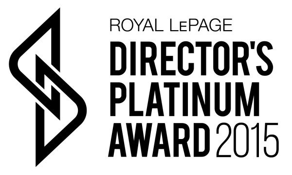 Royal LePage Platinum Award