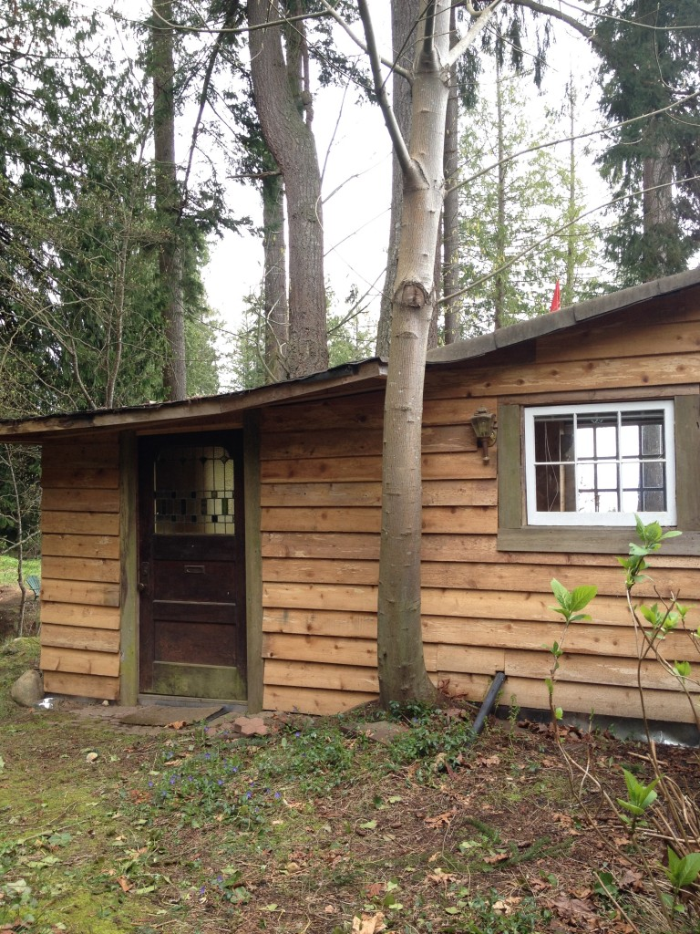 2009 Porter Rd 100 year old cabin