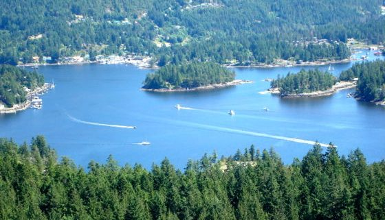 pender harbour sunshine coast bc