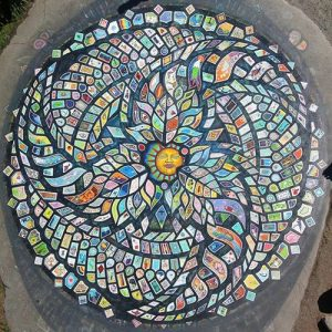 Roberts creek mandala